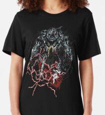 FullMetal Graffiti Slim Fit T-Shirt