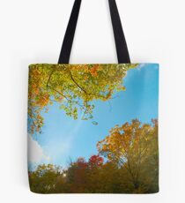 Filtered Autumn Tote Bag