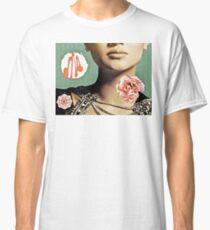 French Antique Fleur Classic T-Shirt