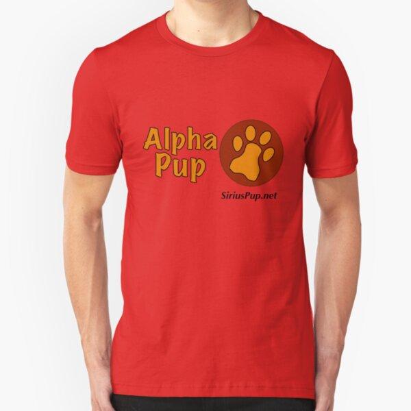 Alpha Pup Slim Fit T-Shirt