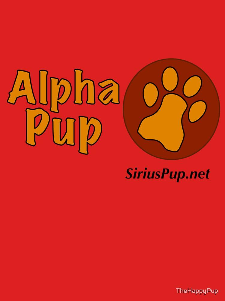 Alpha Pup von TheHappyPup