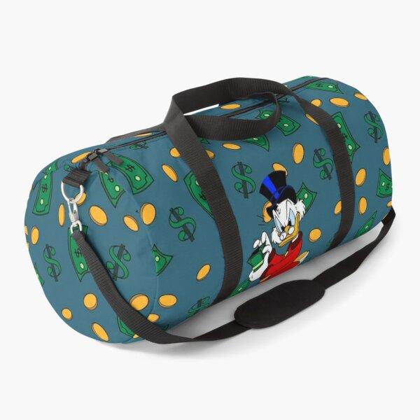 Scrooge McDuck Full Duffle Bag
