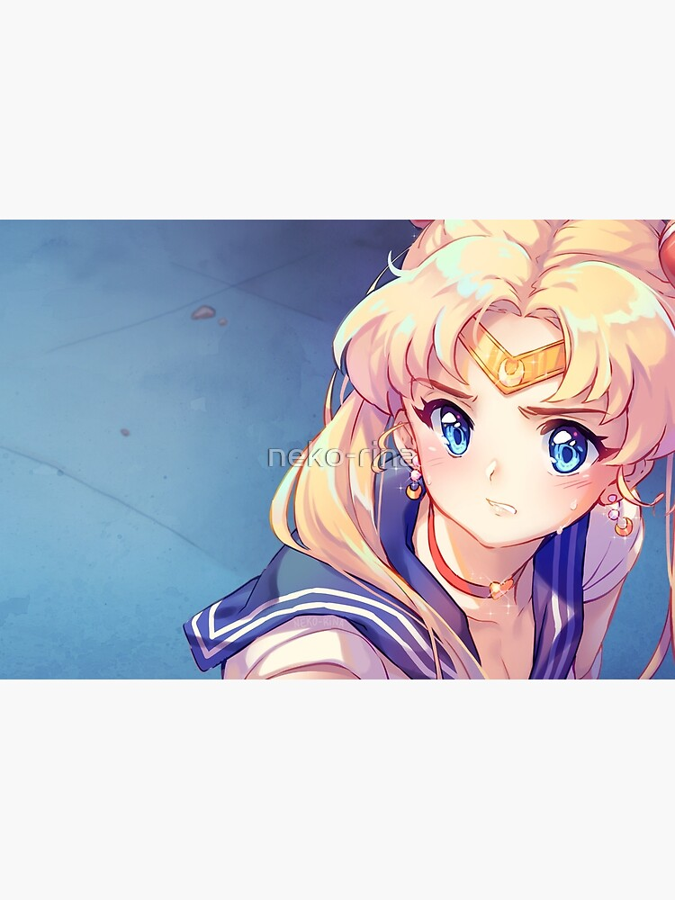 Sailormoon Redraw by neko-rina
