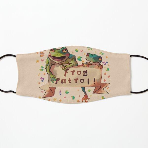 Frog Patrol! v2 Kids Mask
