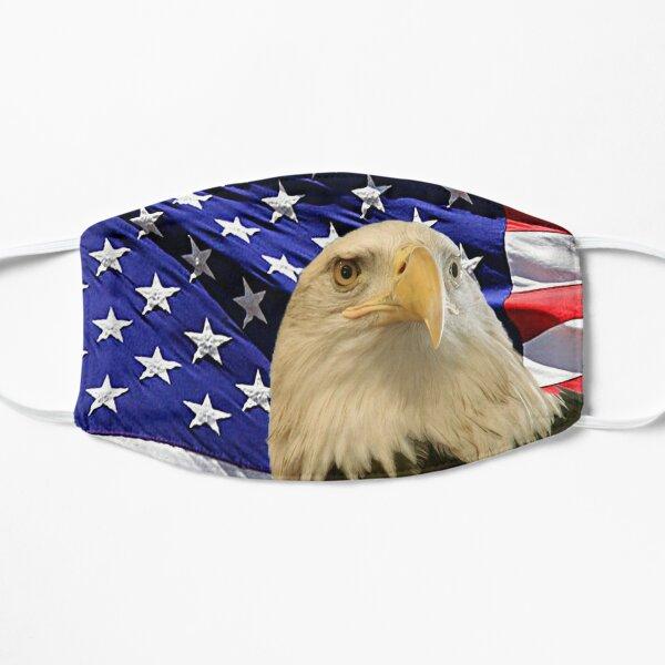 American Bald Eagle and Flag, RBSSG Mask