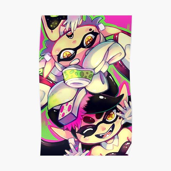 Sœurs du calamar Poster
