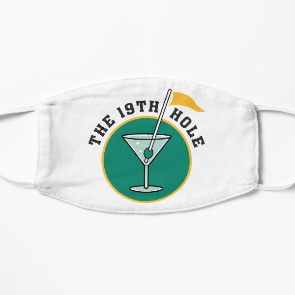 Golf 19th Hole Mask
