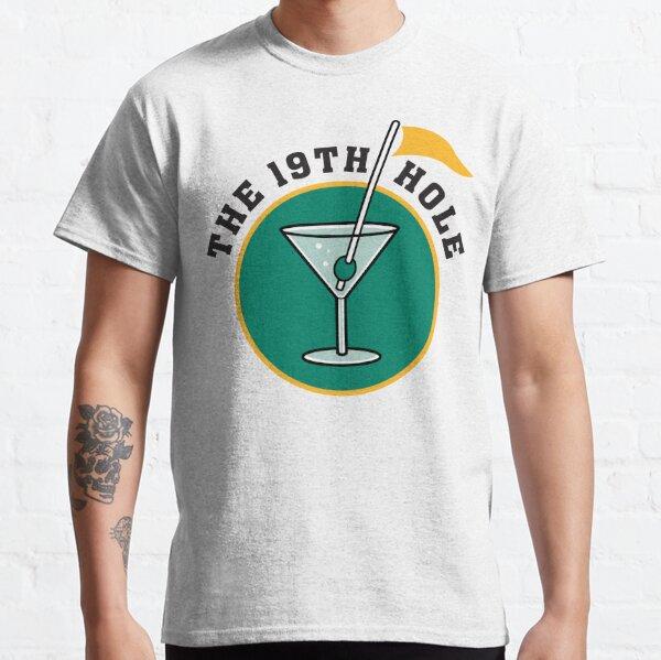 Golf 19th Hole Classic T-Shirt