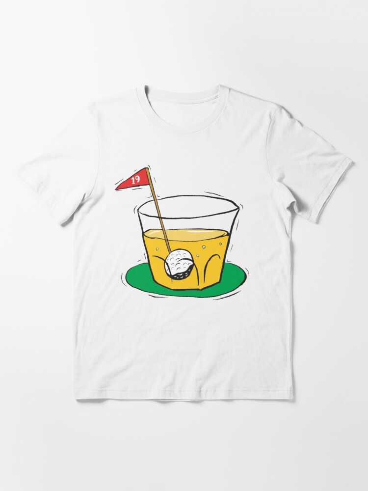 Alternate view of Golf 19th Hole Essential T-Shirt