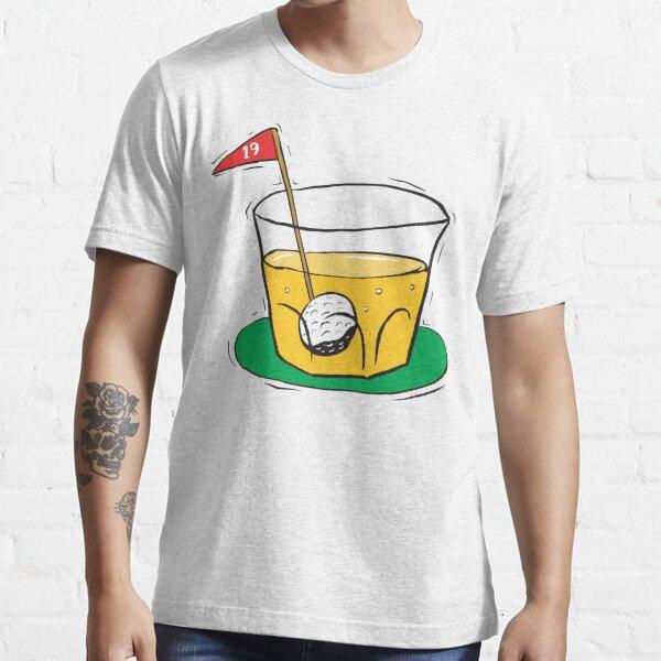Golf 19th Hole Essential T-Shirt