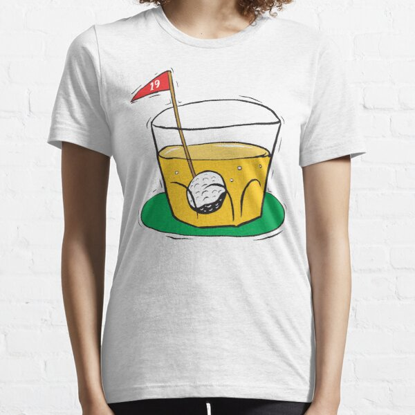 Golf 19th Hole Essential T-Shirt