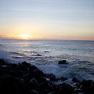 Mauritius - Albion Sunset by mattnnat