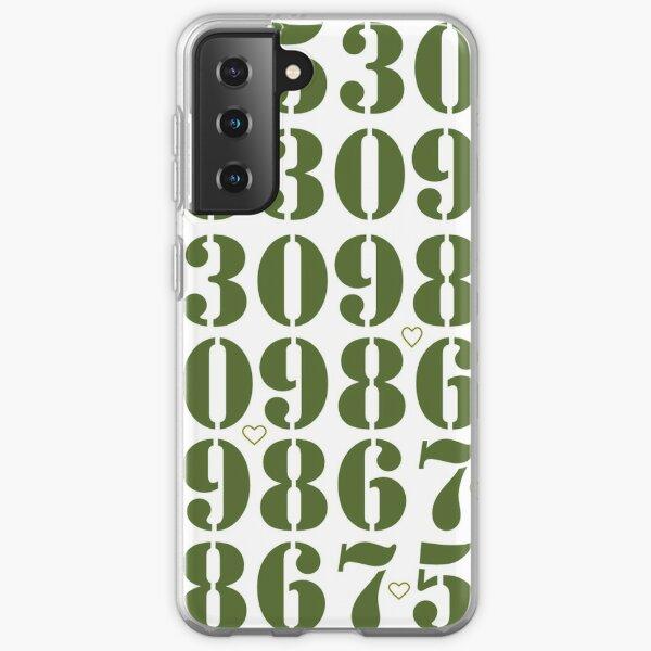 Jenny Samsung Galaxy Soft Case