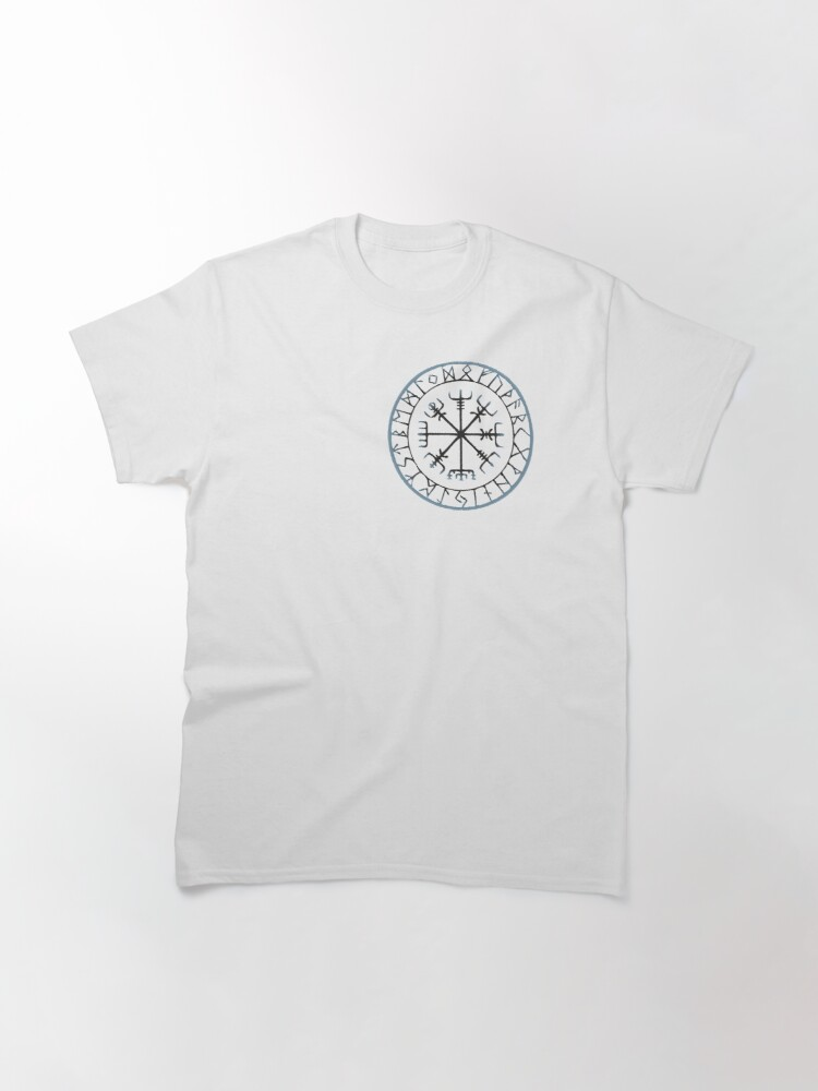 Alternate view of Casio . I love Casio . I love 80 s . watch . astrological . Horoscope  Classic T-Shirt