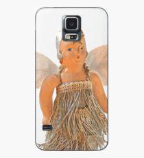 Flapper Christmas Ornament Case/Skin for Samsung Galaxy