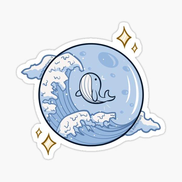 Mots 7 [Moon] Pegatina