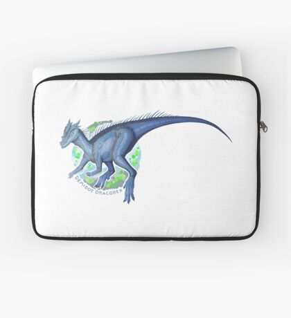 Demiboy Dracorex (with text)  Laptop Sleeve