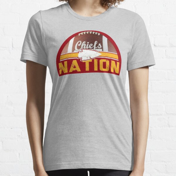 Chiefs Nation Football Essential T-Shirt