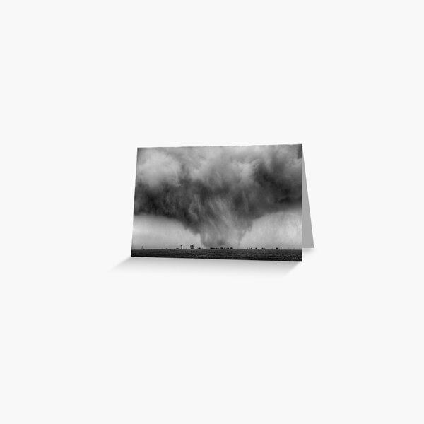 Langley Tornado - Kansas April 14, 2012 Greeting Card