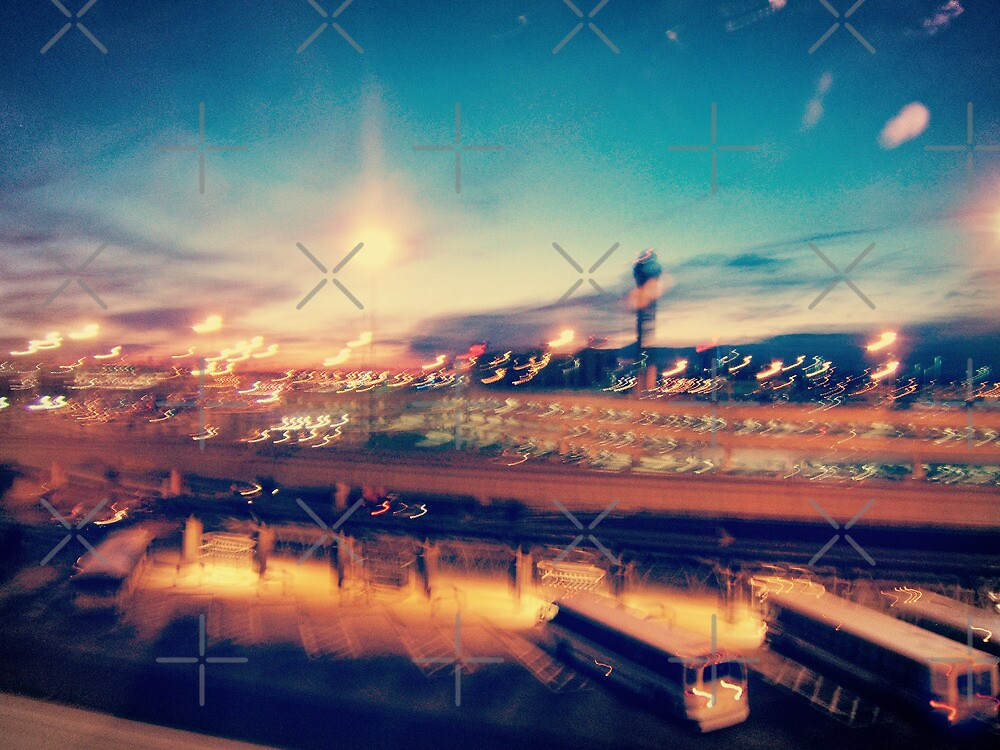 Terminal Blur by emiliewho