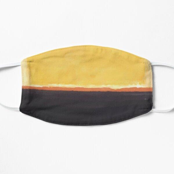 Mark Rothko | Yellow, Charcoal, Brown Mask