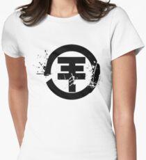 tokio hotel logo 1 Women's Fitted T-Shirt