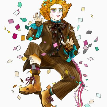 the Mad Hatter by Amoy