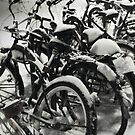Bikes & Snow by delosreyes75