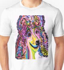 Picture Perfect Poodle Unisex T-Shirt
