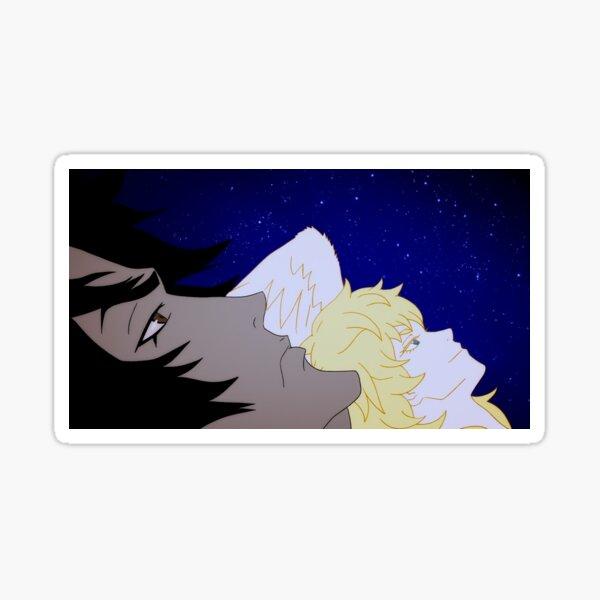 Akira et Ryo Sticker