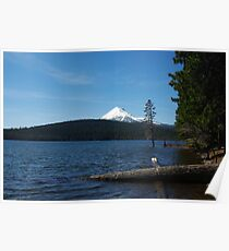 Lake of the Woods, Oregon Poster