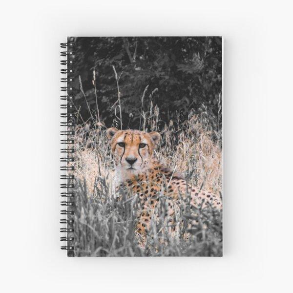 Cheetah Cheetah Spiral Notebook