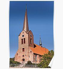 Sct. Marie Church. Poster