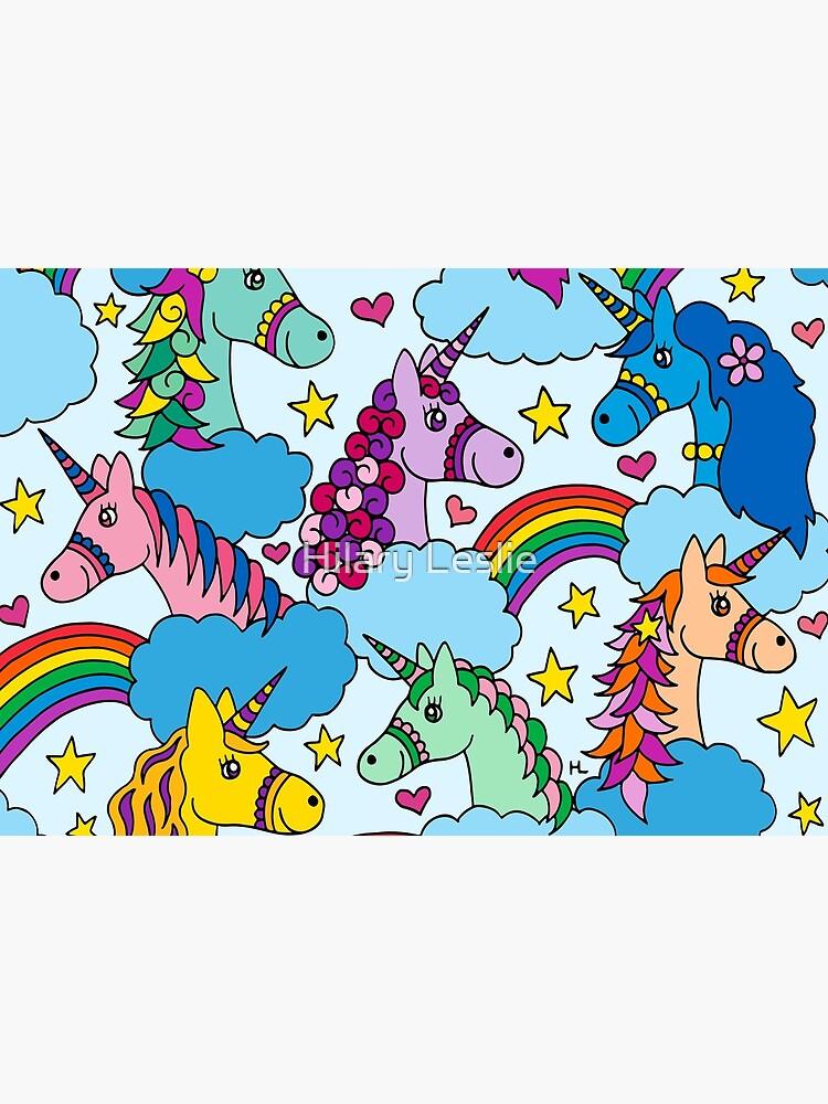Unicorns and Rainbows || Magical Unicorn || Kids by hennabyhilary