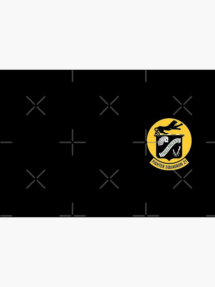 Fighter Squadron Twenty One VF-21 by hobrath