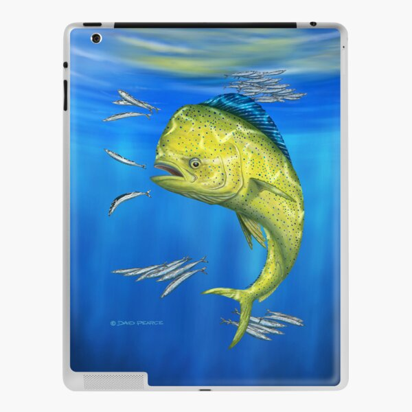 Mahi Mahi iPad Skin