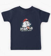 Mario : The Super Ghost Kids Tee