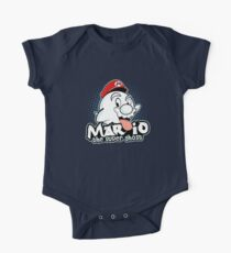 Mario : The Super Ghost One Piece - Short Sleeve