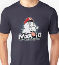 Mario : The Super Ghost Unisex T-Shirt
