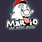 Mario : The Super Ghost by Squall234