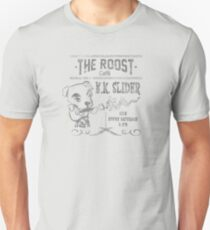 K.K. Slider Animal Crossing T-Shirt (Scratched) Unisex T-Shirt