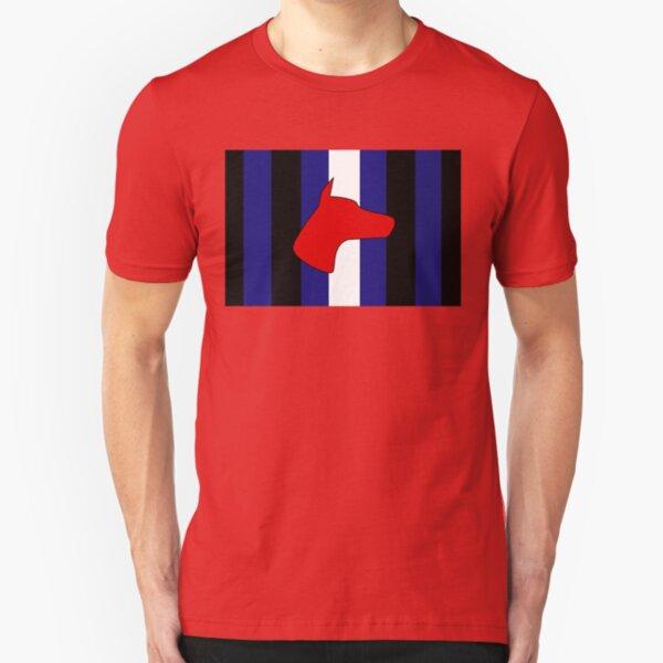 Pup Play Flag Slim Fit T-Shirt