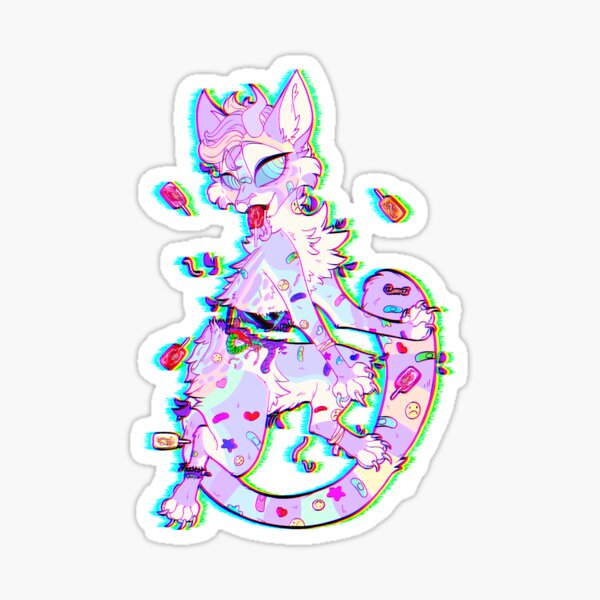 Pastel Gore Stickers Redbubble Thanks for all your tags!i don't own any pictures! redbubble