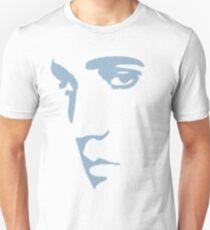 King of Rock n Roll silhouette  Slim Fit T-Shirt