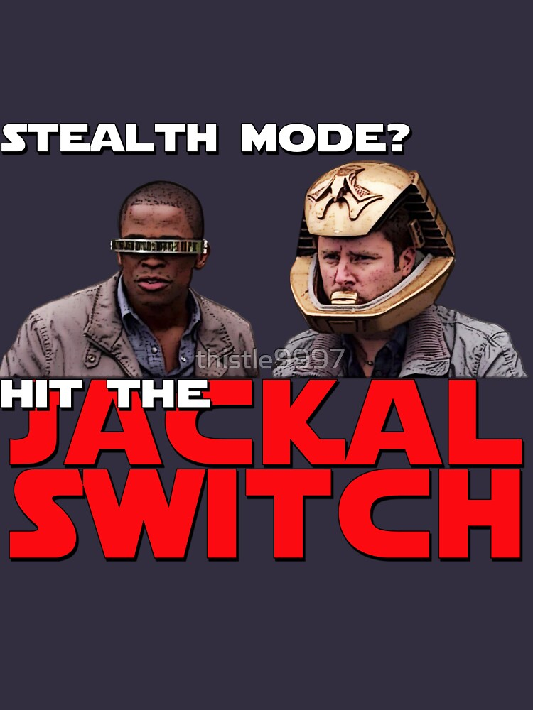Hit the jackal switch! by thistle9997