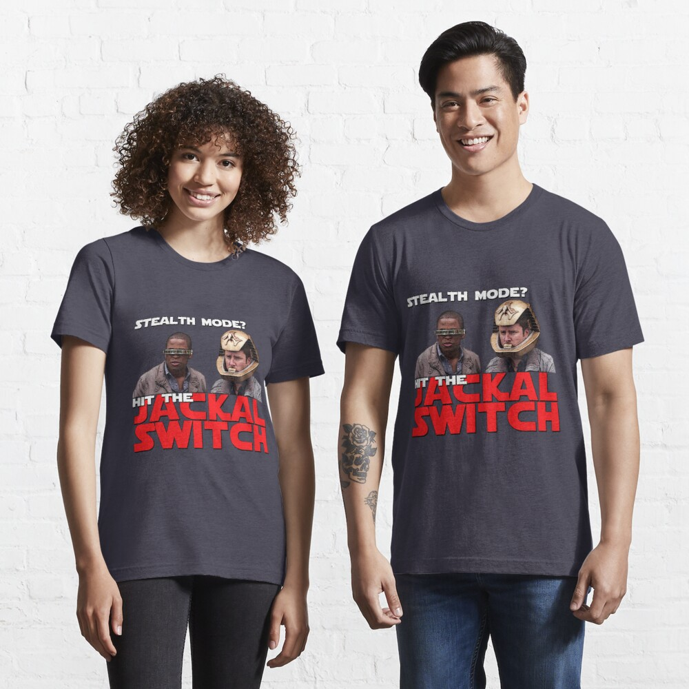 Hit the jackal switch! Essential T-Shirt