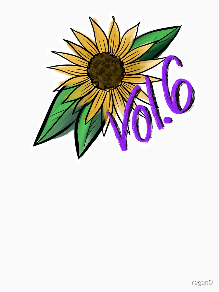 """Harry Styles - Sunflower Vol. 6"" T-shirt by regan0 ..."
