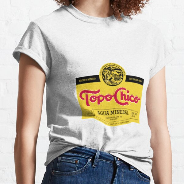 Topo Chico mexican mineral water Classic T-Shirt