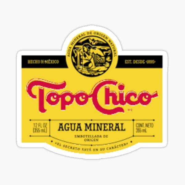 Topo Chico mexican mineral water Sticker