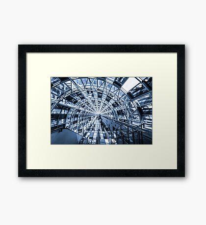 Toronto Skywalk 3 Framed Print